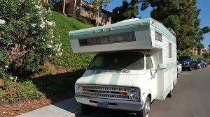 1973 Dodge Sportsman Vintage Class C RV For Sale
