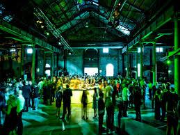 The Australian Technology Park Exhibition Hall Rustic Wedding VenuesWedding