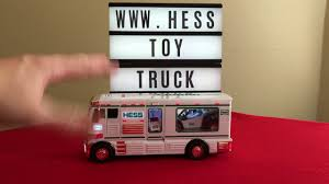 2018 Hess Truck Review Collector's Need To Watch - YouTube Epic 2017 Hess Truck Unboxing Youtube Commercial 1997 Cporation Wikipedia The 2018 Rv With Atv And Motorbike Dunkin Donuts Express Flickr 2013 Miniature Racers Model Garage Toy 50th Anniversary 2014 2015 Hess Toy Fire Truck Video Review Of The 1986 Fire Bank Trucks Are Back In Cherry Hill Mall 50thanniversary On Vimeo