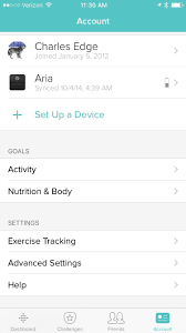 Use The Fitbit App With Your iPhone Instead A Fitbit krypted