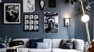 deko wohnzimmer grau weiße wand shakemyblog pctr up