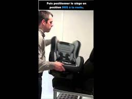 reglage siege auto installation siège auto cosmo sp