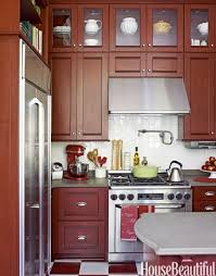 Narrow Kitchen Cabinet Ideas by 30 Best Small Kitchen Design Ideas Decorating Solutions For