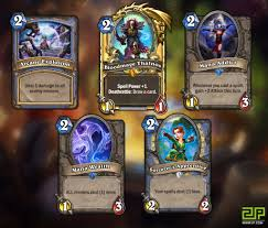 Deathrattle Deck Hearthstone 2017 by Mage Spell Combo Deck Building Guide 2p Com Hearthstone