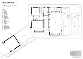 floor plan of contemporary house design with