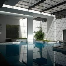 100 Internal Design Of House Tyagis By Ochre Has Skylit Swimming Pool