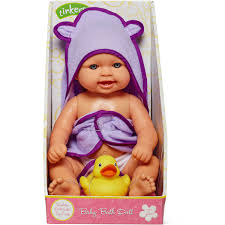 Bath Play Doll Set Kmart