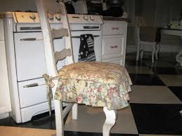 Flowers Kitchen Chair Covers