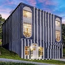 104 Container Homes Smithey Zack Smithey Fine Art