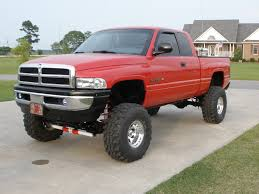 Lifted Dodge Trucks | 1998 Dodge Ram 1500 Regular Cab