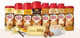 Save 50c Off Coffee Mate Creamer