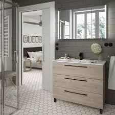 spiegelschrank alliance 1000 3 spiegeltüren doppelt verspiegelt inkl schalter und steckdose und mit seitlichem led licht 21 5w 1030 x 650 x 150 mm