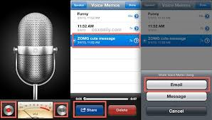 Easily Transfer Voice Memos from iPhone to the puter