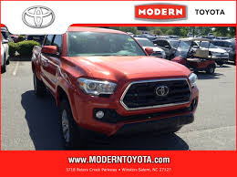 New 2018 Toyota Tacoma For Sale (4N95128) | Modern Toyota ... New 2019 Chevrolet Colorado For Sale Winston Salem Nc Vin 2018 Nissan Frontier Conyers Budget Truck Rental 1461 Old Rd Se Car Buying Vs Leasing Finance Pros And Cons Nh Benefits From Capitol In Oregon Traverse For Near Oh Sweeney 2017 Model Model Research Information Or Amesbury Ma Rti Riverside Transport Inc Quality Trucking Company Based