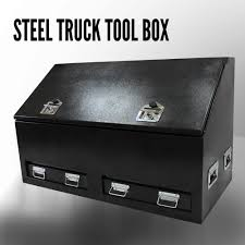 1210x600x750mm Steel Tool Box UTE Truck Toolbox Heavy Duty 2 Drawers Mobilestrong Truck Bed Storage Drawers Outdoorhub Decked Van Cargo Best Home Decor Ideas The Options For Cover For With Tool Boxs Diy Drawer Assembling Custom Alinum Trucks Highway Products Inc Plans Glamorous Bedroom Design Alinium Toolbox Side With Built In 4 Ute Box Boxes Northern Wheel Well Wlocking Decked System