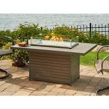 Patio Furniture Under 10000 by Monterey Propane Fire Pit Patio Table Camp Chef Fp40 Fire Pits