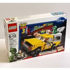 100 Pizza Planet Truck BNIB Lego Toy Story 3 7598 Rescue Toys Games