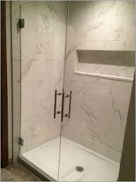 how to replace a fiberglass shower pan with tile walls 盪 looking