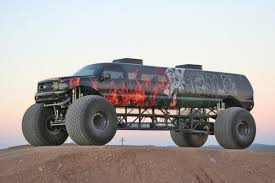 Video: Million-Dollar Monster Truck For Sale Custom Lifted 2012 Ford F350 Former Sema Build Socal Trucks Mopar At Blog 2015 Top 10 Liftd From The Duke Is A 72 Chevy C50 Transformed Into One Bad Work Pickup Best Of 2017 Automobile Magazine 2018 F150 Models Prices Mileage Specs And Photos Video Miiondollar Monster Truck For Sale Of Sema Rhucktrendcom Huge Up X With Lift Orange Pickup For Awesome The 16 Craziest Coolest Roush Nitemare Comes With 600horsepower V8 Aev Sema American Expedition Vehicles Product Forums Just Some Crazy Customized From Gallery