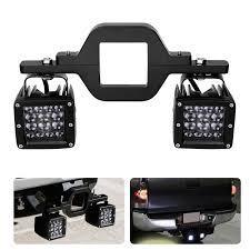 Amazon.com: Krator LED Hitch Light Brake Reverse Signal Light For ... Backup Lights New Signs Reflective Flares Download Ets 2 Mods Preowned 2017 Ford F150 Xlt 4x4 Back Up Camera Heated Seat Truck Lights New Best Setup For Led Home Idea Rigid Industries Flush Mount Back Up Light Kits Show Us Yours Amazoncom Krator Led Hitch Brake Reverse Signal 4pc Redwhite Chrome 4 Round 15 Trailer Stop Tail Aux Backup Installed Today Dodge Ram Forum Dodge Forums Install Guide Starkey Products Kit On Our 2012 Of The Week Clear Optronics Glolight Sealed Dot Bul111cb Problem With