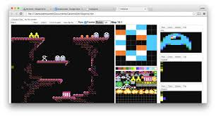 Tiled Map Editor Github by Github Rossumur Arduinocade Play Color Retro Games On An