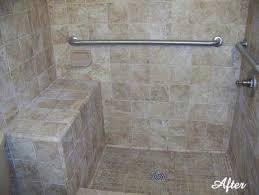 shower base for tile shower tile ready shower pan amazing