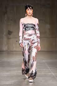 100 Mim Design Couture LFW AW17 Dial M For I Fashion Celebrity Art Avantgarde
