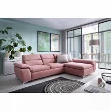schlafsofa sofa polster wohnzimmer ecksofa sitz garnitur funktions textil