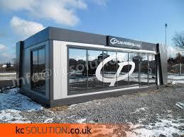 Portable office buildings cabins KC Solution