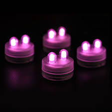 13 best Submersible LED Tea Lights images on Pinterest