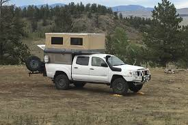 OVRLND Campers Releases First Pop-Top Camper Shell | Truck Camper ...
