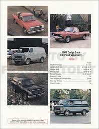 1982 Dodge Truck Color & Upholstery Dealer Album Original Best 2019 Dodge Truck Colors Overview And Price Car Review Ram 2017 Charger Dodge Truck Colors New 2018 Prices Cars Reviews Release Camp Wagon Original 1965 Vintage Color By Vintageadorama 1959 Dupont Sherman Williams Paint Chips 1960 Dart 1996 Black 3500 St Regular Cab Chassis Dump Ram 1500 Exterior Options Nissan Frontier Color Options 2015 Awesome Just Arrived Is Western Brown