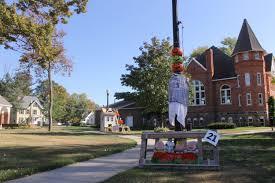 Great Pumpkin Blaze Address by Halloween Lights Across Town U2013 Uncaged