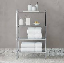 Bathroom Etagere Over Toilet Chrome by Bathroom Etagere Inspiring 33 Over The Toilet Shelving Bathroom