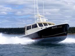 Hard Merchandise Tuna Boat Sinks by Downeast Boatporn