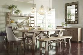 Bakers Rack Dining Room Farmhouse With Design