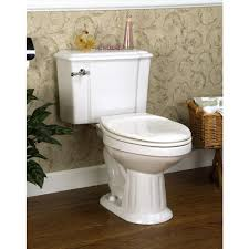 American Standard Mackenzie 45 Ft Bathtub by Pegasus Vicki 2 Piece 1 6 Gpf Elongated Toilet In White 2 526wh