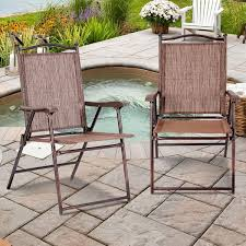 Gymax Set Of 2 Folding Patio Furniture Sling Back Chairs Outdoors Brown Folding Chair Oversized Lawn Chairs Useful Patio Home Decor By Coppercreekgroup Details About Zero Gravity Case Of 2 Lounge Outdoor Yard Beach Gray Agha Interiors Amazoncom Ljxj Bamboo Chaise 3 Pcs Bistro Set Garden Backyard Table 6 Pcs Fniture With An Umbrella Teak And Teakwood Cadian Pair Wooden Bolero Steel Classic Black Pack Of Foldable Walmart N Grupoevoco