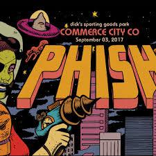 Bathtub Gin Phishnet by Phish From The Road Phish Ftr Twitter