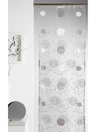voilage au metre voilages modernes voilage moderne avec panneau rideau blanc