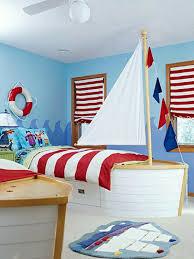 chambre enfant pirate décoration chambre pirate