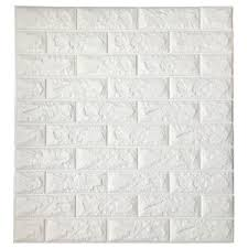 A06001 Peel Stick Wallpaper Brick Design 10 Sheets 59 SqFt