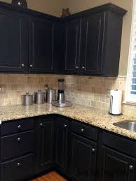 Kitchen Luxury Diy Painted Black Kitchen Cabinets Diy Painted