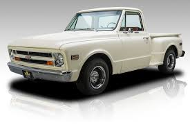 100 Chevy Stepside Truck For Sale 135688 1967 Chevrolet C10 RK Motors Classic Cars For