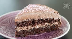 einfache schoko buttercreme torte backen macht glücklich