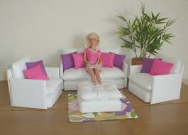 Barbie Living Room Furniture Set by Barbie Furniture Diy Barbie Barbie Furniture Living Room Set