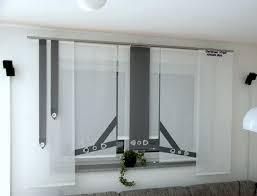 moderne schiebegardinen gardinen modern gardinen