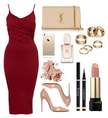 Untitled 47 By Rodoulla97 On Polyvore Featuring Christian Louboutin Yves Saint Laurent