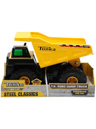 TONKA Dump Truck At John Lewis & Partners Funrise Toy Tonka Classic Steel Quarry Dump Truck Walmartcom Weekend Project Restoring Toys Kettle Trowel Rusty Old Olde Good Things Amazoncom Retro Mighty The Color Cstruction Vehicles For Kids Collection 3 Original Metal Trucks In Hoobly Classifieds Wikipedia Pin By Craig Beede On Truckstoys Pinterest Toys My Top Tonka 1970 2585 Hydraulic Youtube