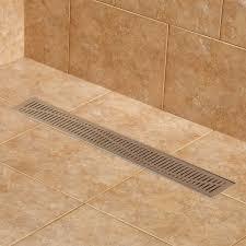 Bathtub Corner Water Stopper by Best 25 Shower Drain Installation Ideas On Pinterest Pool